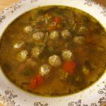 Oma's groentesoep