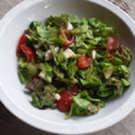 Salade (Limburgs recept)
