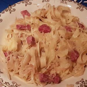 Tiroler koolmacaroni